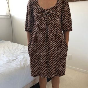 Diane von Furstenberg baby heart dress